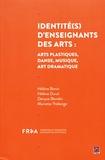 Hélène Bonin et Hélène Duval - Identité(s) d'enseignants des arts - Arts plastiques, danse, musique, art dramatique.