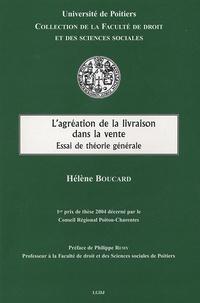 Lagréation de la livraison dans la vente - Essai de théorie générale.pdf
