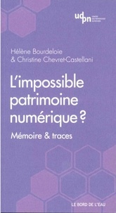 Goodtastepolice.fr L'impossible patrimoine numérique ? - Mémoire & traces Image