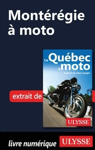 Hélène Boyer et Odile Mongeau - Montérégie à moto.