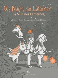 Hélène Breidenstein et Timo Breidenstein - La Nuit des Lanternes.