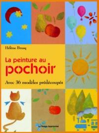 La peinture au pochoir - Avec 36 modèles prédécoupés.pdf