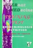 Hélène Bry-Gauillard - TRAINING TEST : ENDOCRINOLOGIE-NUTRITION.