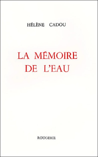 Hélène Cadou - .