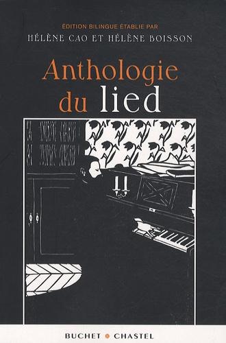 Hélène Cao et Hélène Boisson - Anthologie du lied.