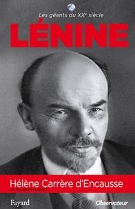 Hélène Carrère d'Encausse - Lénine.