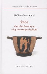 Histoiresdenlire.be Eros dans la céramique à figures rouges italiote Image