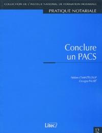 Ucareoutplacement.be Conclure un PACS Image