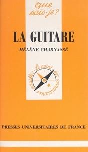 Hélène Charnassé et Marcelle Benoit - La guitare.