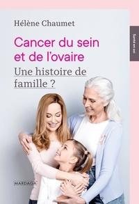 Histoiresdenlire.be Cancer du sein et de l'ovaire : une histoire de famille ? Image