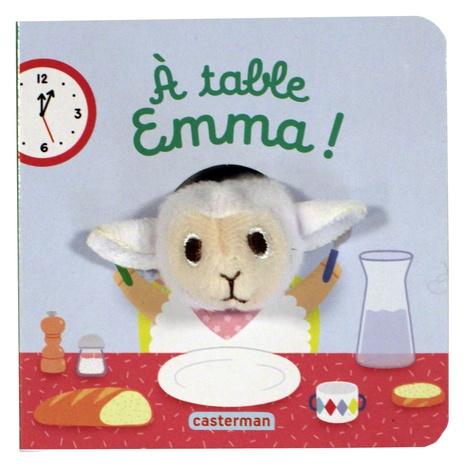 Hélène Chetaud - A table Emma !.