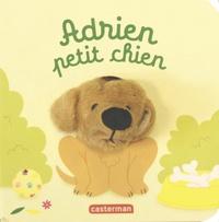 Hélène Chetaud - Adrien petit chien.