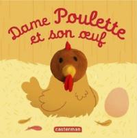 Histoiresdenlire.be Dame Poulette et son oeuf Image