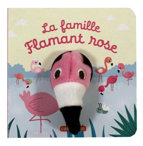 Hélène Chetaud - La famille Flamant rose.