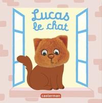 Hélène Chetaud - Lucas le chat.