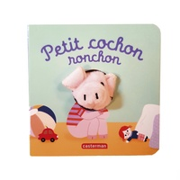 Hélène Chetaud - Petit cochon ronchon.