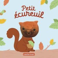 Hélène Chetaud - Petit écureuil.