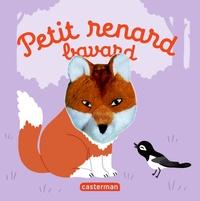 Hélène Chetaud - Petit renard bavard.