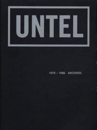 Hélène Chouteau et Philippe Cazal - UNTEL 1975-1980 - Archives.