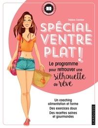 Hélène Comlan - Cahier Ventre plat.