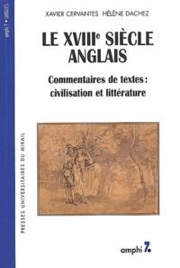 Hélène Dachez et Xavier Cervantes - .
