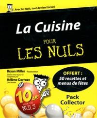 Hélène Darroze - La cuisine pour les nuls - Pack Collector.