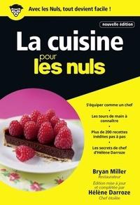 Hélène Darroze et Bryan Miller - La cuisine pour les nuls.