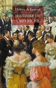 Hélène de Lauzun - Histoire de l'Autriche.