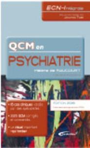 Hélène de Raucourt - QCM en psychiatrie.
