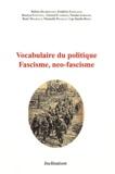 Hélène Desbrousses et Frédéric Emsellem - Fascisme, neo-fascisme.