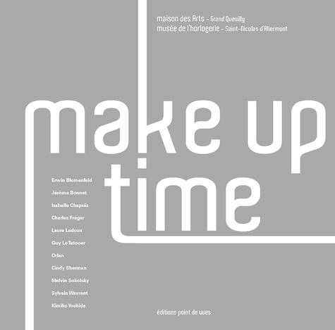 Hélène du Mazaubrun - Make up time.