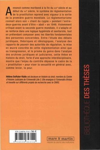 La réglementation de la prostitution pendant l'entre-deux-guerres. L'exemple du nord de la France