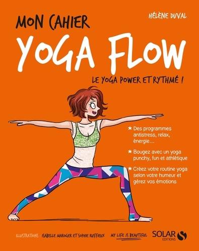 Mon cahier yoga flow