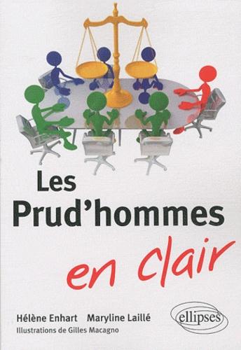 Hélène Enhart et Maryline Laillé - Les Prud'hommes en clair.