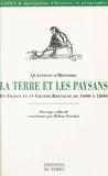 Hélène Fréchet - La terre et les paysans en France et en Grande-Bretagne de 1600 à 1800.
