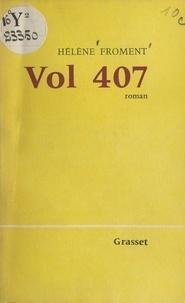 Hélène Froment - Vol 407.