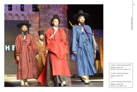 L'étoffe des rêves de Lee Young-hee. Séoul-Paris