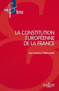 La Constitution européenne de la France.pdf
