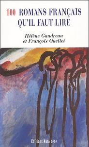 Hélène Gaudreau et François Ouellet - .