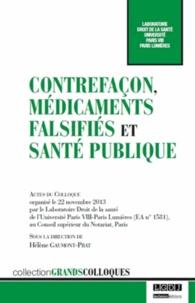 Accentsonline.fr Contrefaçon, médicaments falsifiés et santé publique Image