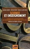 Hélène Gispert et Nicole Hulin - Science et enseignement - L'exemple de la grande réforme des programmes du lycée au début du XXe siècle.