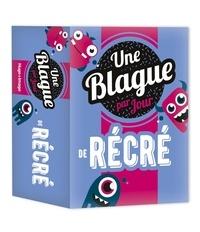 Téléchargez les livres sur iPad 3 Une blague par jour de récré par Hélène Gougeon 9782755643114 (Litterature Francaise)