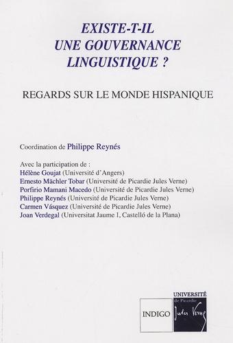 Hélène Goujat et Carmen Vasquez - Existe-t-il une gouvernance linguistique ? - Regards sur le monde hispanique.