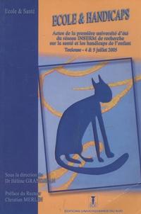 Hélène Grandjean - Ecole et handicaps.