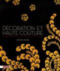 Hélène Guéné - Décoration et haute couture - Armand Albert Rateau pour Jeanne Lanvin, un autre Art déco.