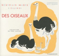 Hélène Guertik - Des oiseaux.