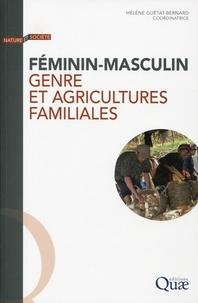 Hélène Guétat-Bernard - Féminin-masculin - Genre et agricultures familiales.
