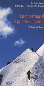 Histoiresdenlire.be La montagne à portée de voix - Récits de montagne Image