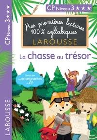 Hélène Heffner et Giulia Levallois - La chasse au trésor - CP Niveau 3.