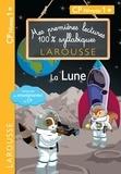 Hélène Heffner et Giulia Levallois - La Lune - CP Niveau 1.